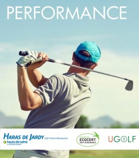 GOLF DE JARDY PERFORMANCE