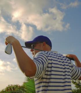 Free golfeur