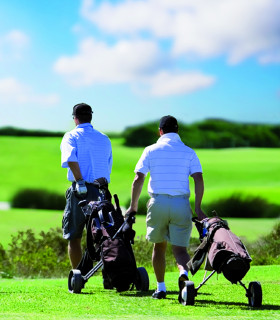 PACK GREEN FEE LECLUB GOLF