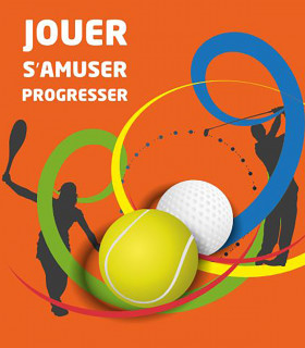 STAGES VACANCES 2H/JOUR TENNIS OU GOLF JUNIORS