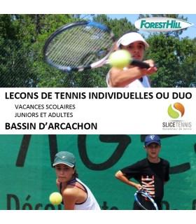 LECON INDIVIDUELLE TENNIS ARCACHON